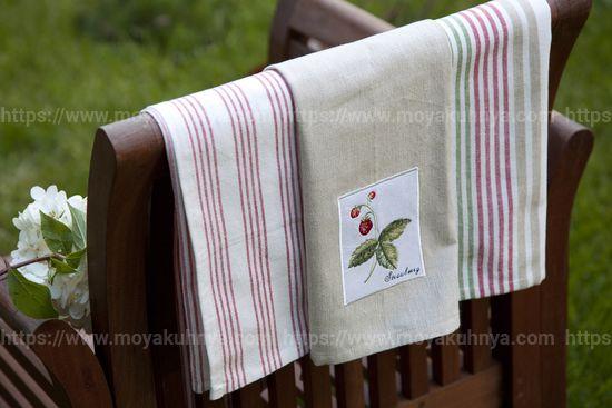 как отстирать кухонные полотенца от застарелых жирных пятен в машинке