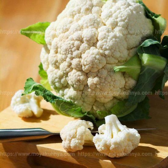 как солить цветную капусту в домашних условиях вкусно и быстро