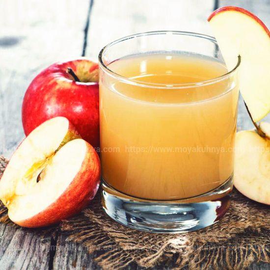 как хранить свежевыжатый сок из яблок