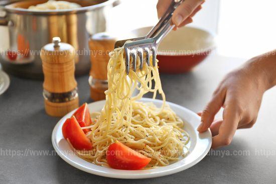 Как сварить макароны чтобы они не слипались
