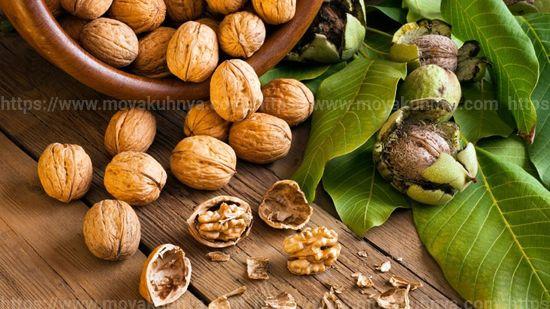 где хранить очищенные грецкие орехи в домашних условиях