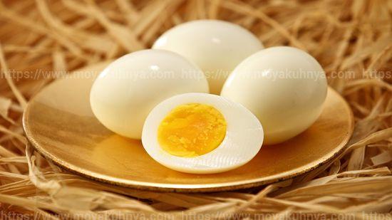 сколько времени варить яйца вкрутую