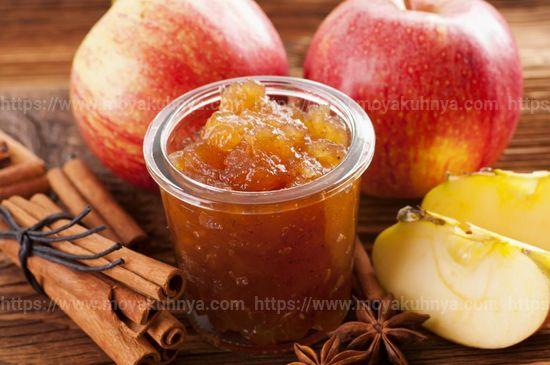 из яблок на зиму рецепты