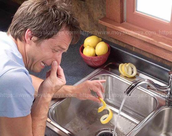 запах из раковины на кухне как устранить