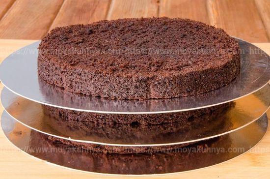чем смазать бисквитные коржи для торта