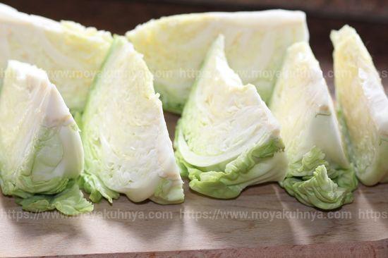 как быстро нарезать капусту для квашения