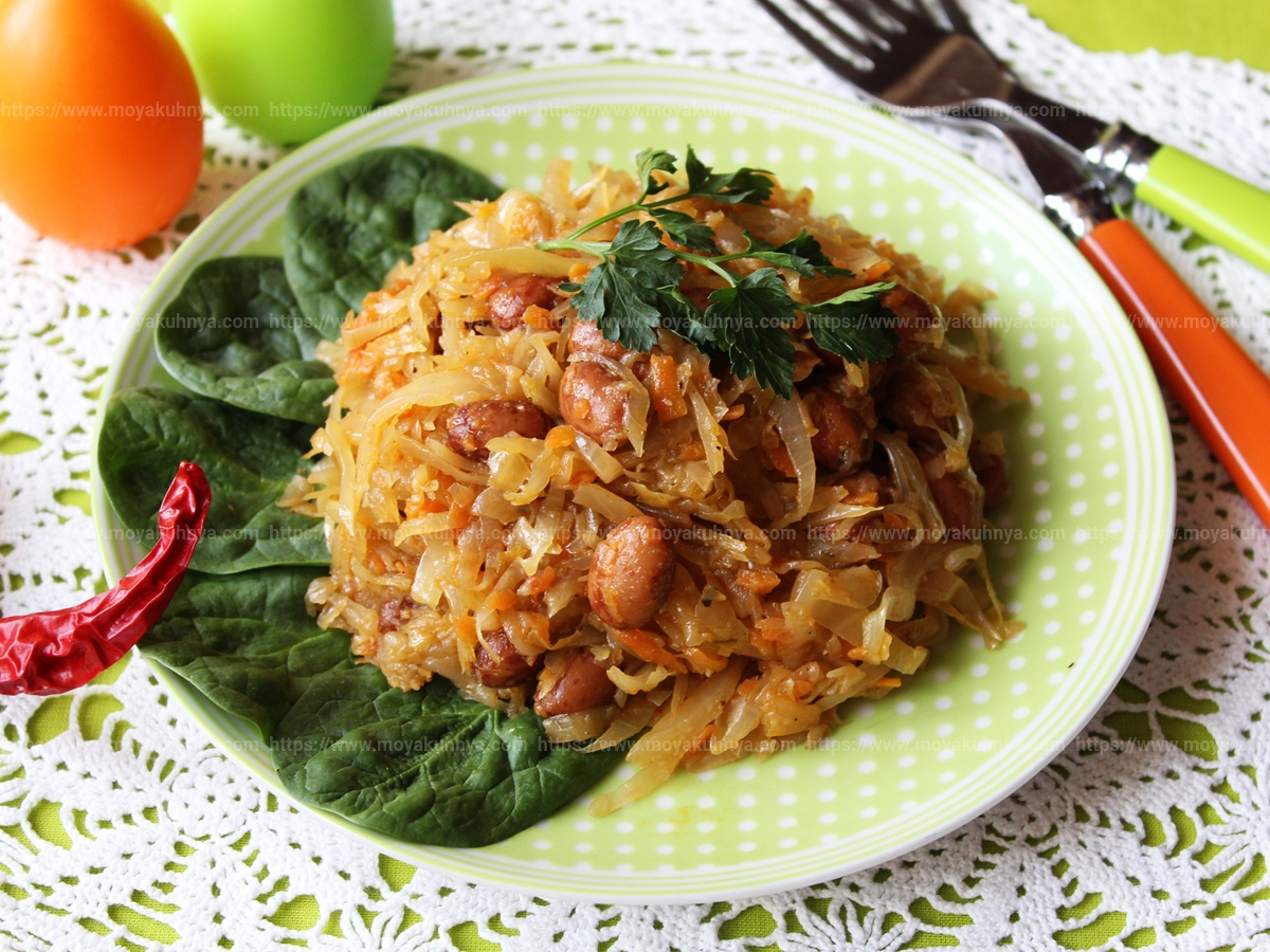 мордовская кухня рецепты капуста тушеная была увлечена творчеством