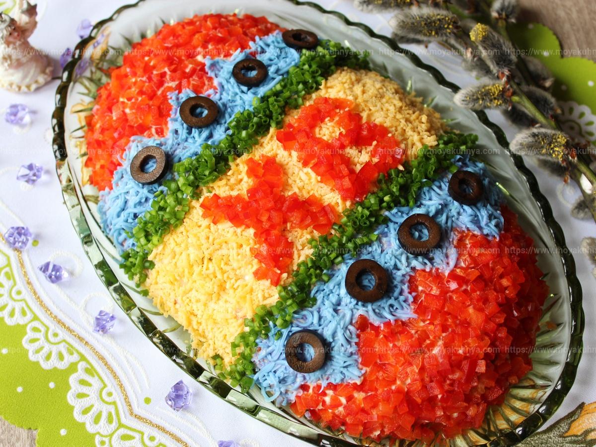 снимки салат на пасху рецепт с фото поедают только клубни