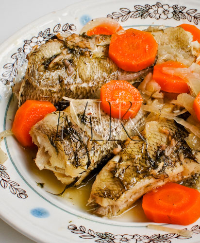 Рецепты приготовления нототении в духовке