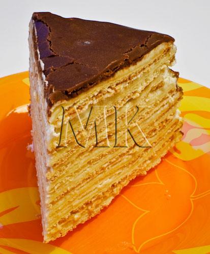 коржики рецепт для торт
